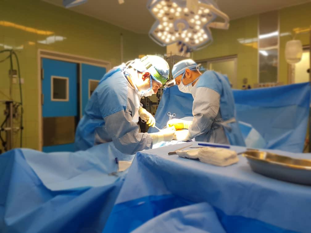جراحی شکستگی آلت