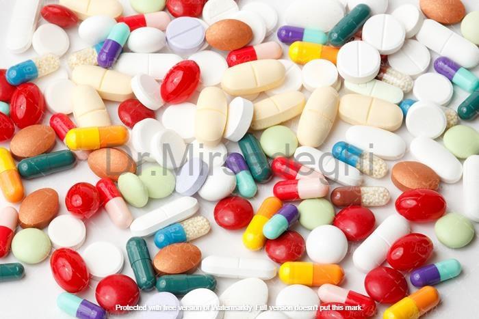 درمان دارویی مثانه پرکار
